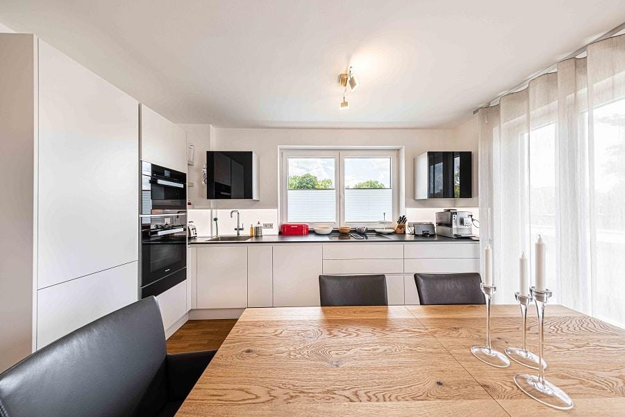Wohnzimmer für Immobilienmakler Murnau